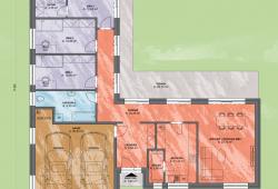 EMMA 5 DESIGN PODORYS - Rodinný dom do tvaru L a jeho výhody