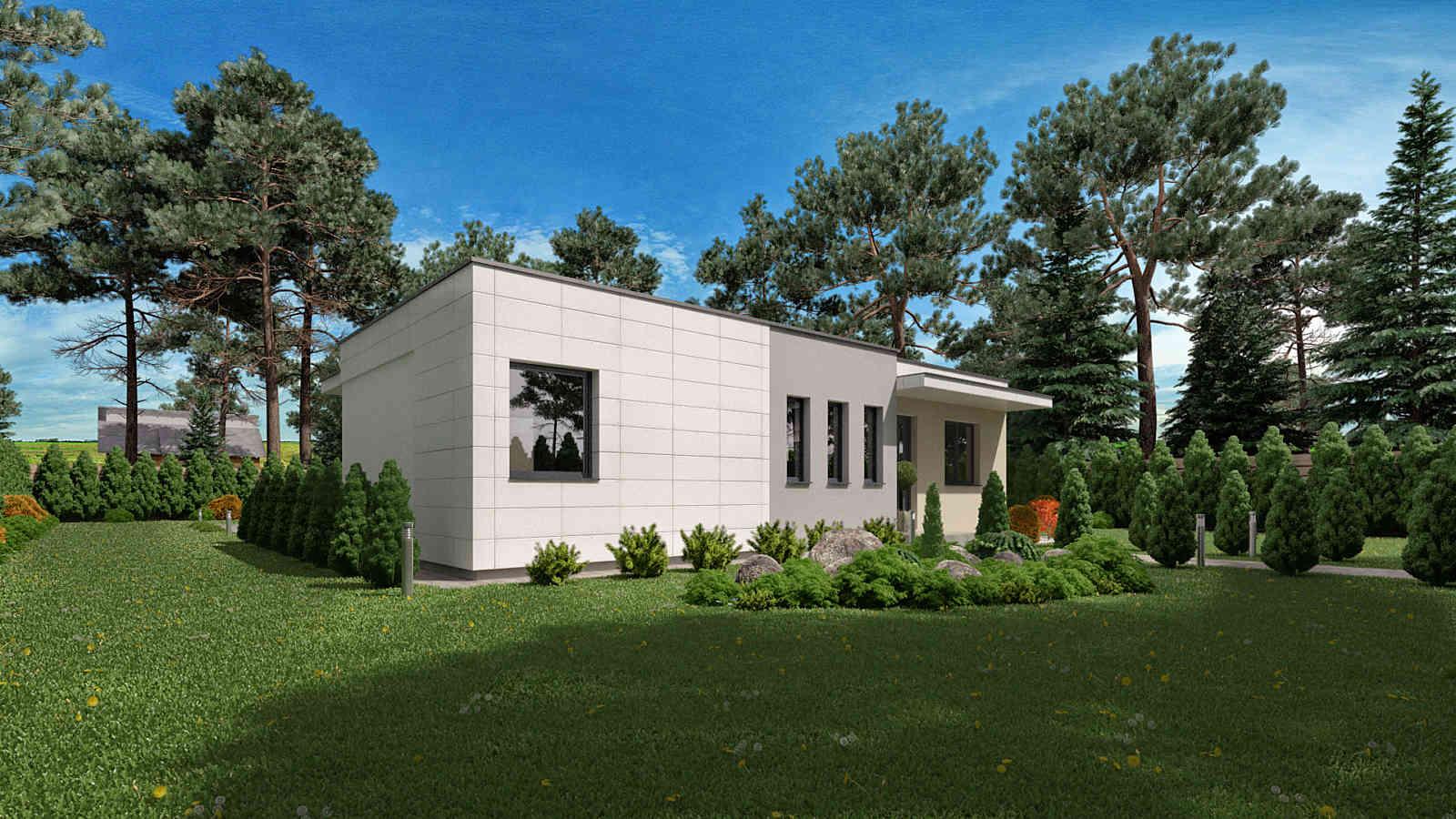 Projekt domu ANGI 3