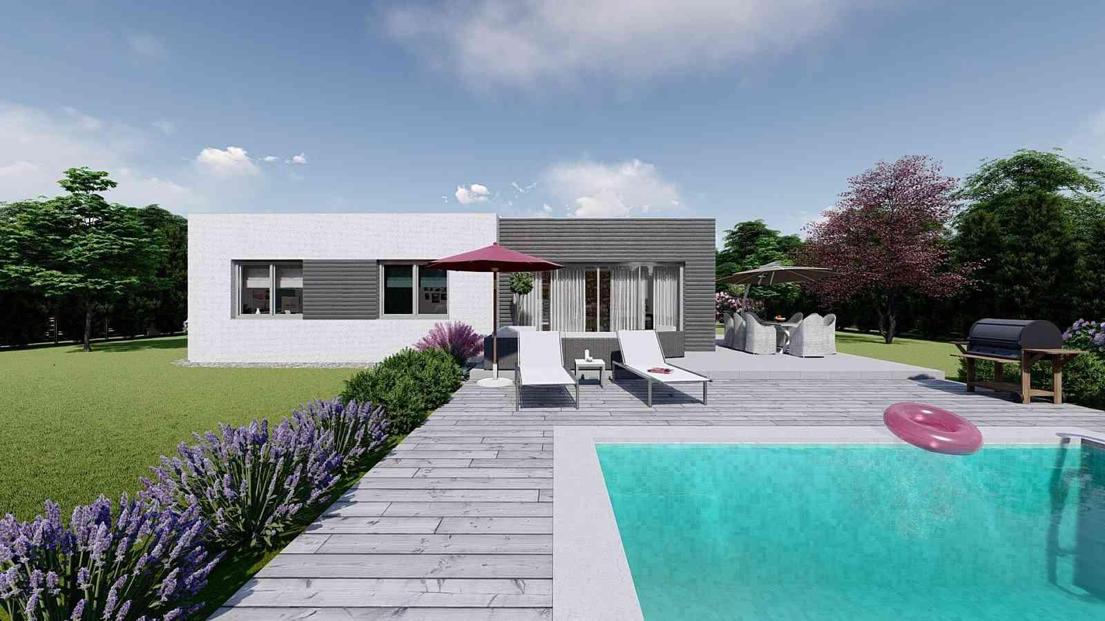 Projekt domu ANGI 6