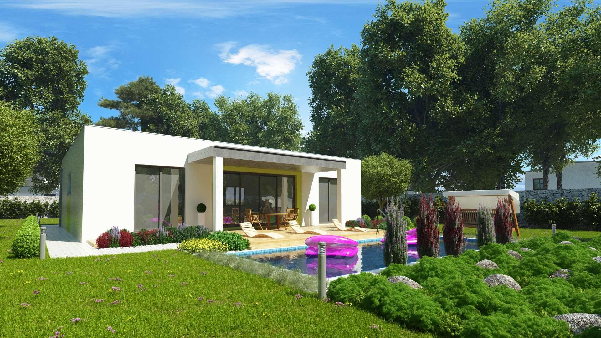 Projekt domu ANGI 7