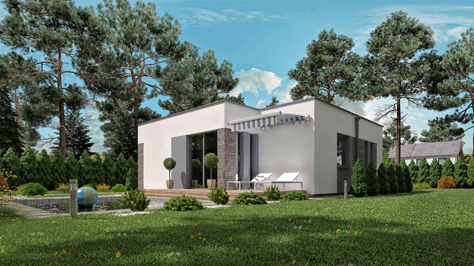 Projekt domu BEA 1
