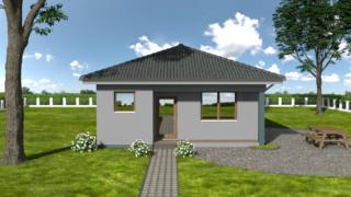 Projekt domu BEA 3
