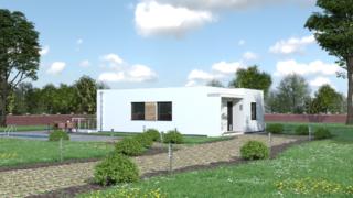Projekt domu BEA 5