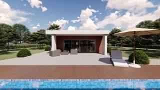 Projekt domu BEA 6