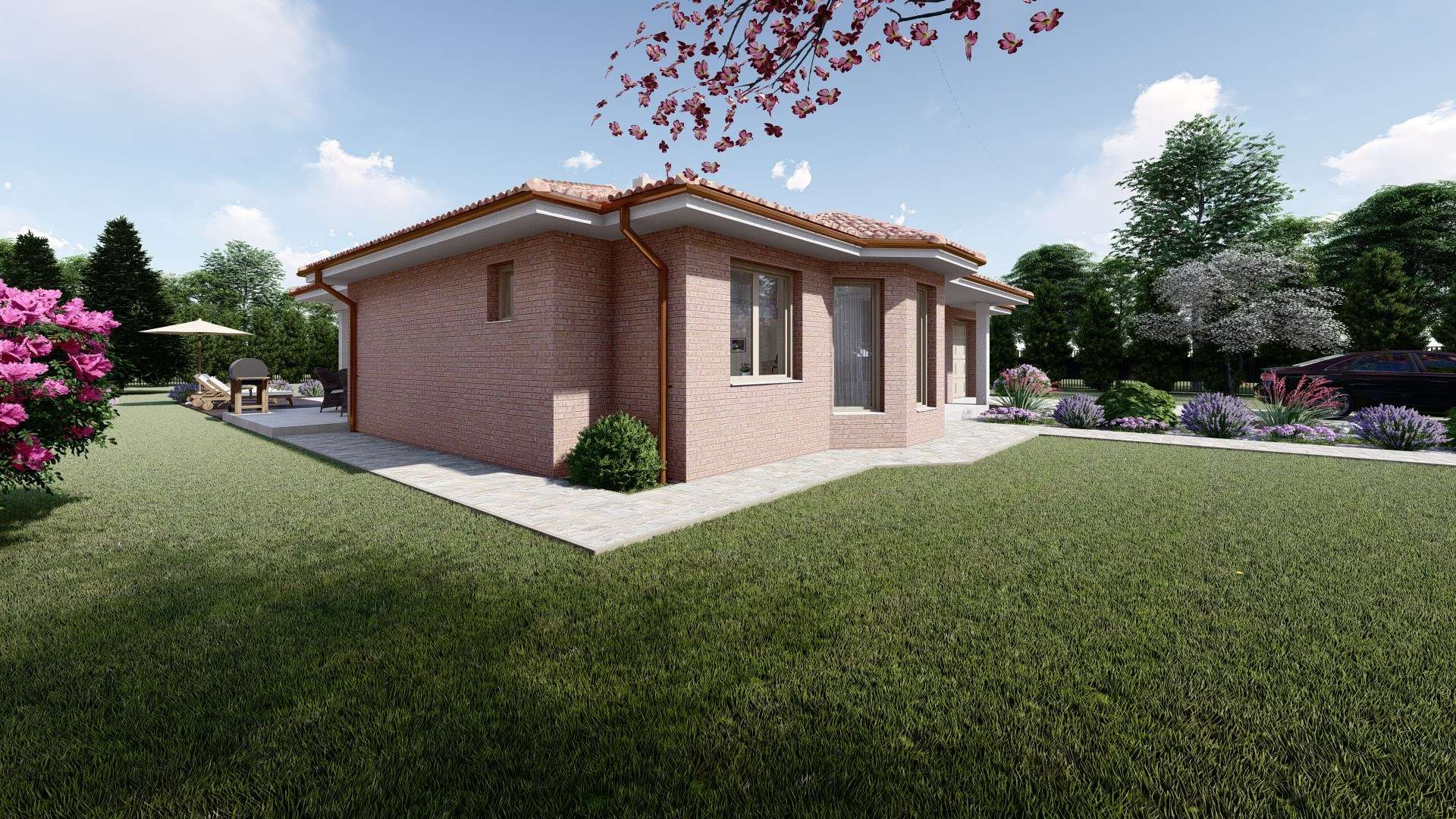 Projekt domu EMMA 11