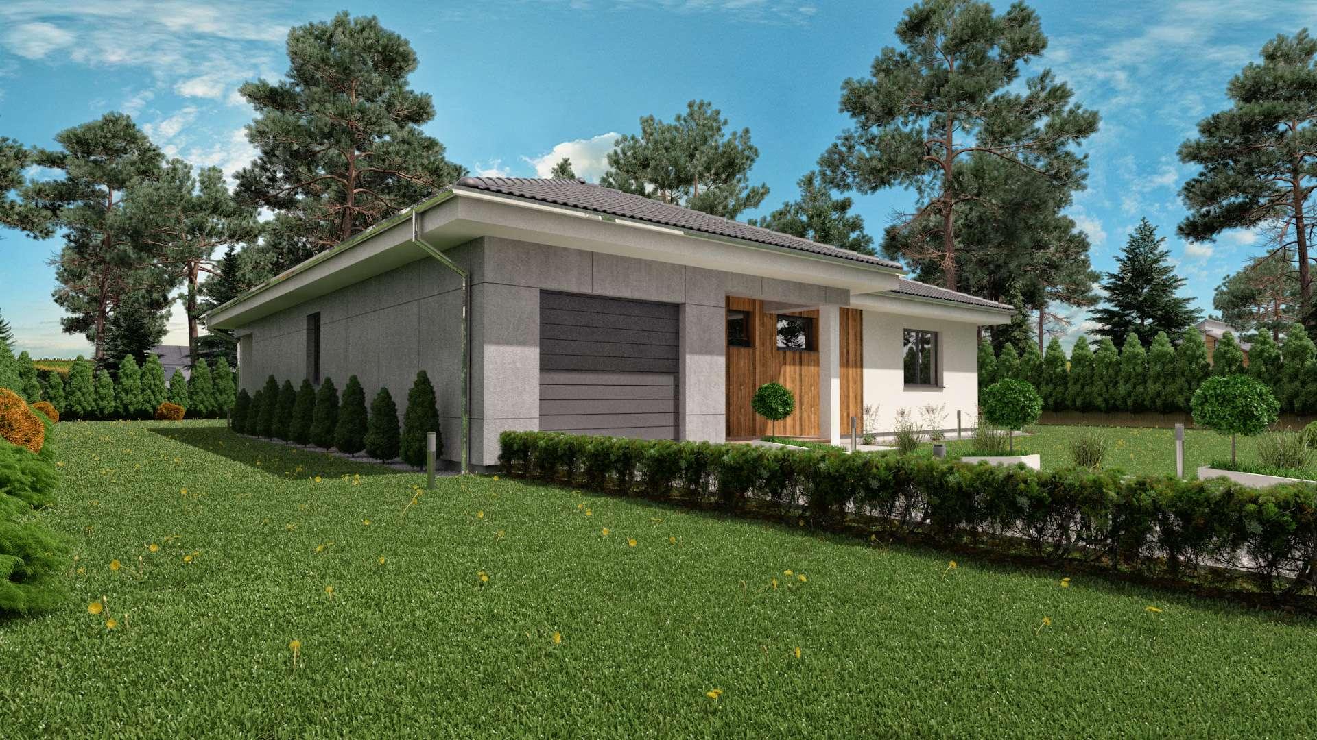 Projekt domu EMMA 3