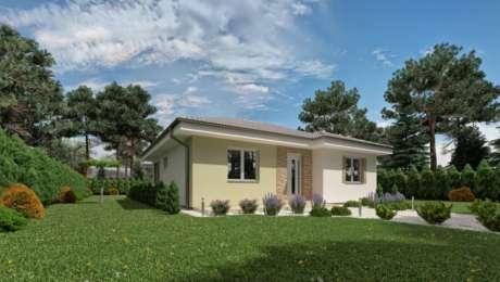 Projekt bungalovu EMMA 2 - Bungalov EMMA 7 | Familyhouse