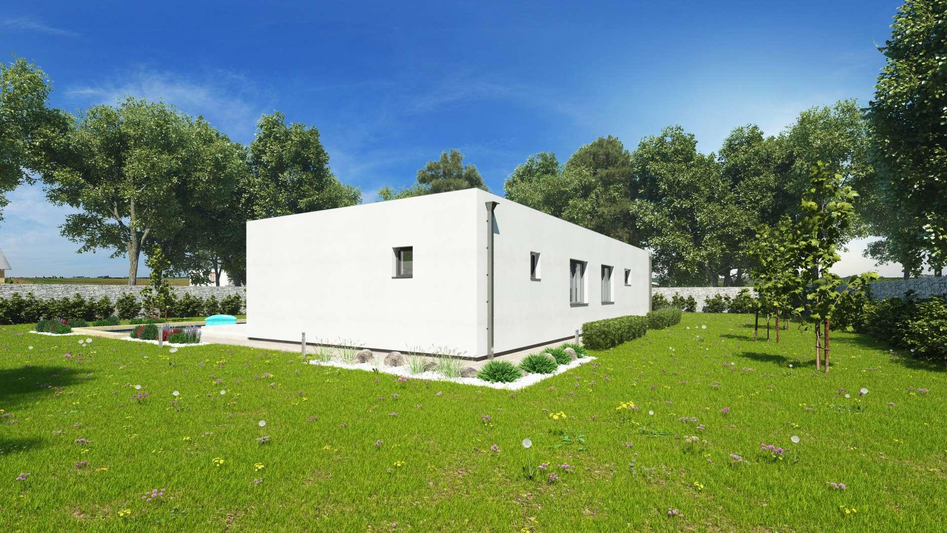Projekt domu ENOS 1