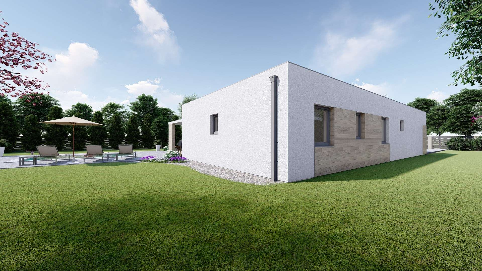 Projekt domu ENOS 3
