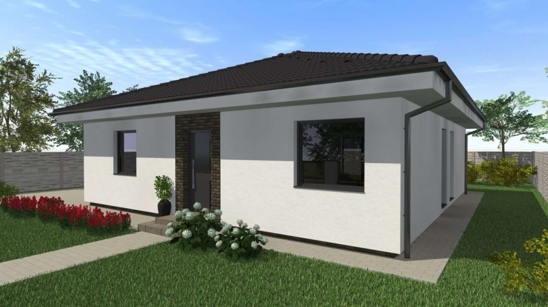 Projekt domu EVA 2