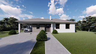 Projekt domu EVA 9