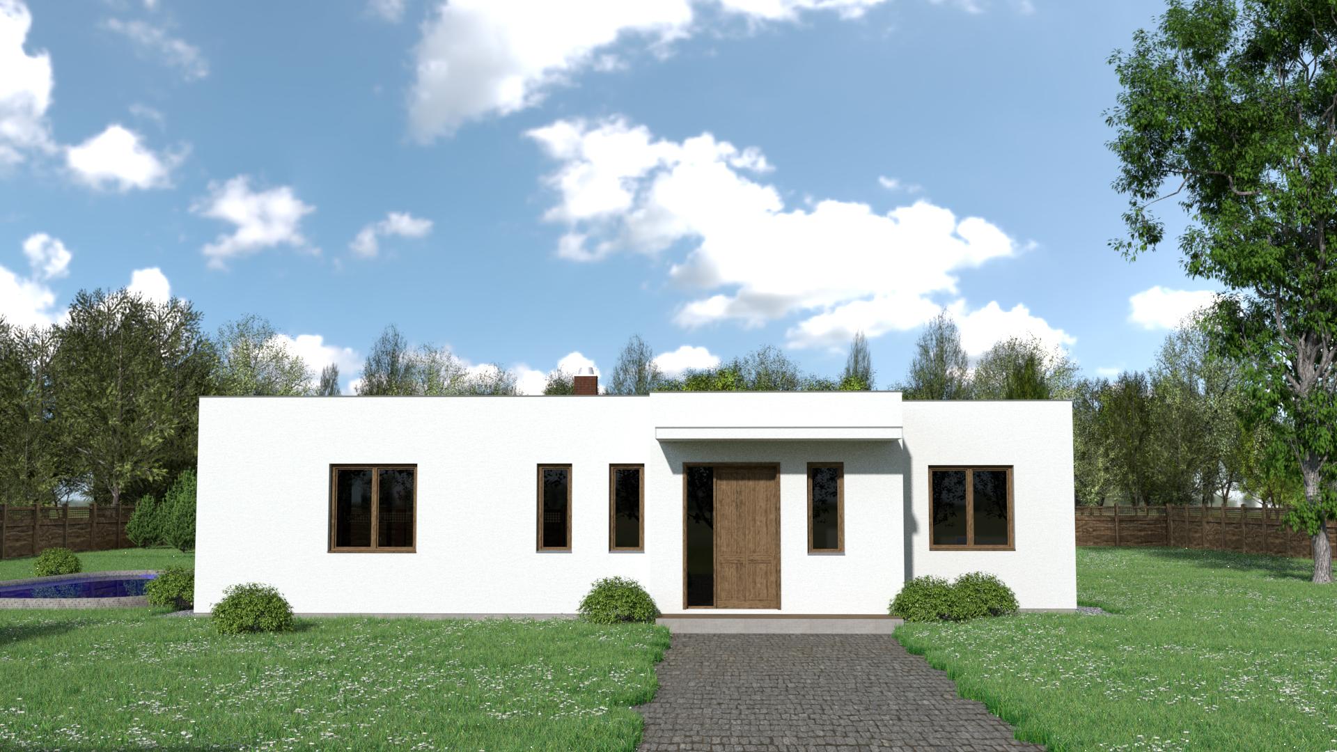 Projekt domu ISABELLA 1