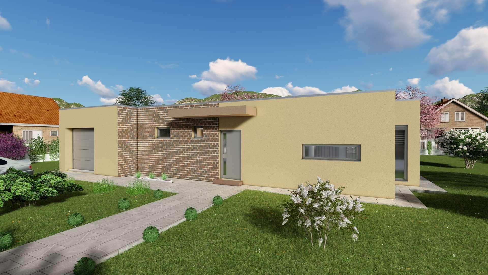 Projekt domu LADY 2