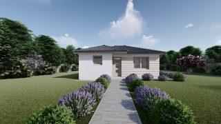 Projekt domu LEA 1