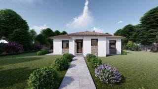 Projekt domu LEA 2