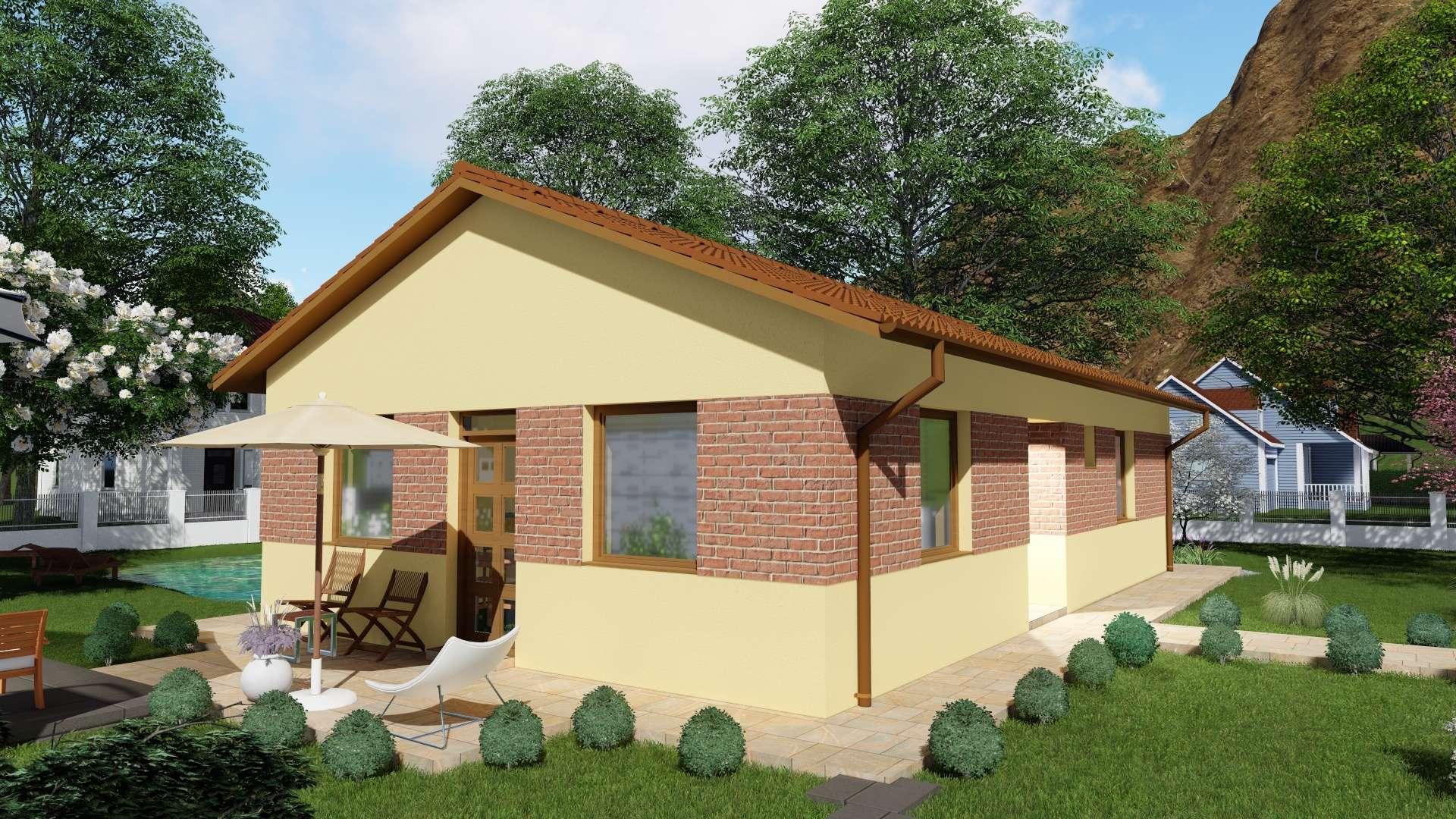 Projekt domu LEA 3
