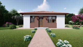Projekt domu LEA 7