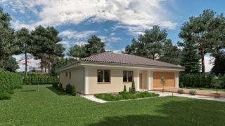 Projekt domu LISA 3