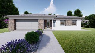 Projekt domu LISA 5