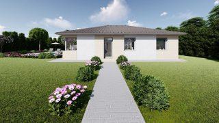 Projekt domu LUNA 16