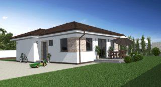 Projekt domu LUNA 20