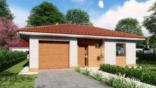 Projekt domu LUNA 5
