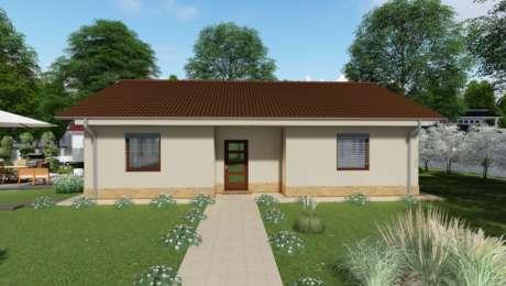 4 izbový bungalov  LUNA 7 - Bungalov LUNA 10 | Familyhouse