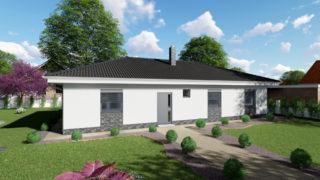 Projekt domu LUNA 9