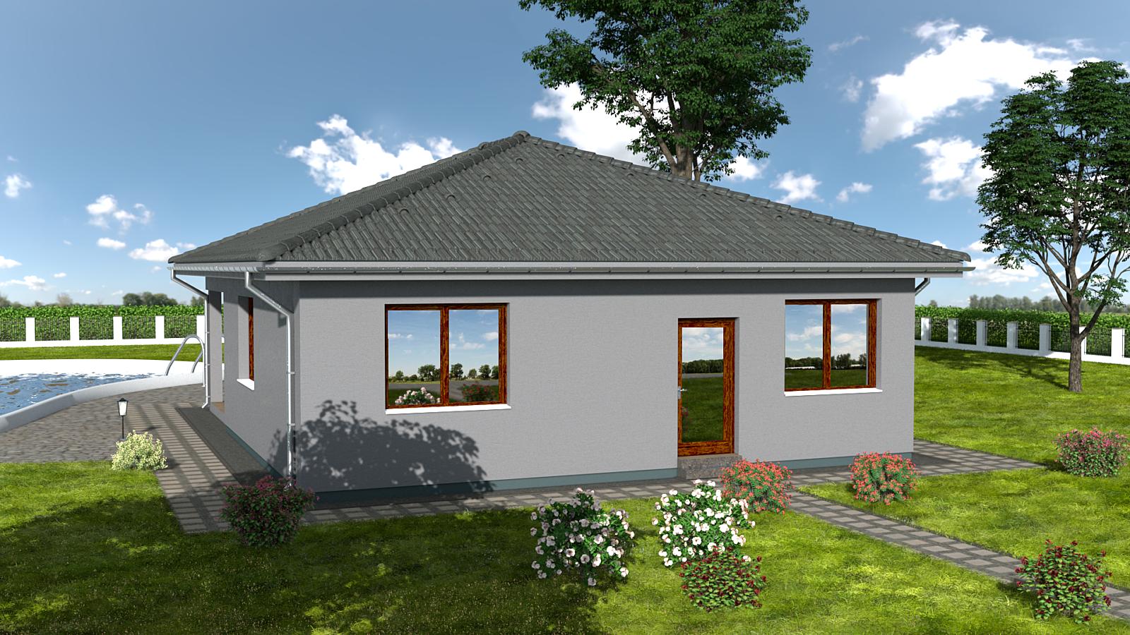 Projekt domu MAJA 3