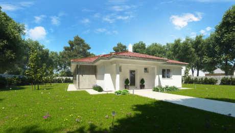 5 izbový bungalov NATALY 3 - Bungalov NATALY 4 | Familyhouse