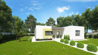 Projekt domu NIA 2