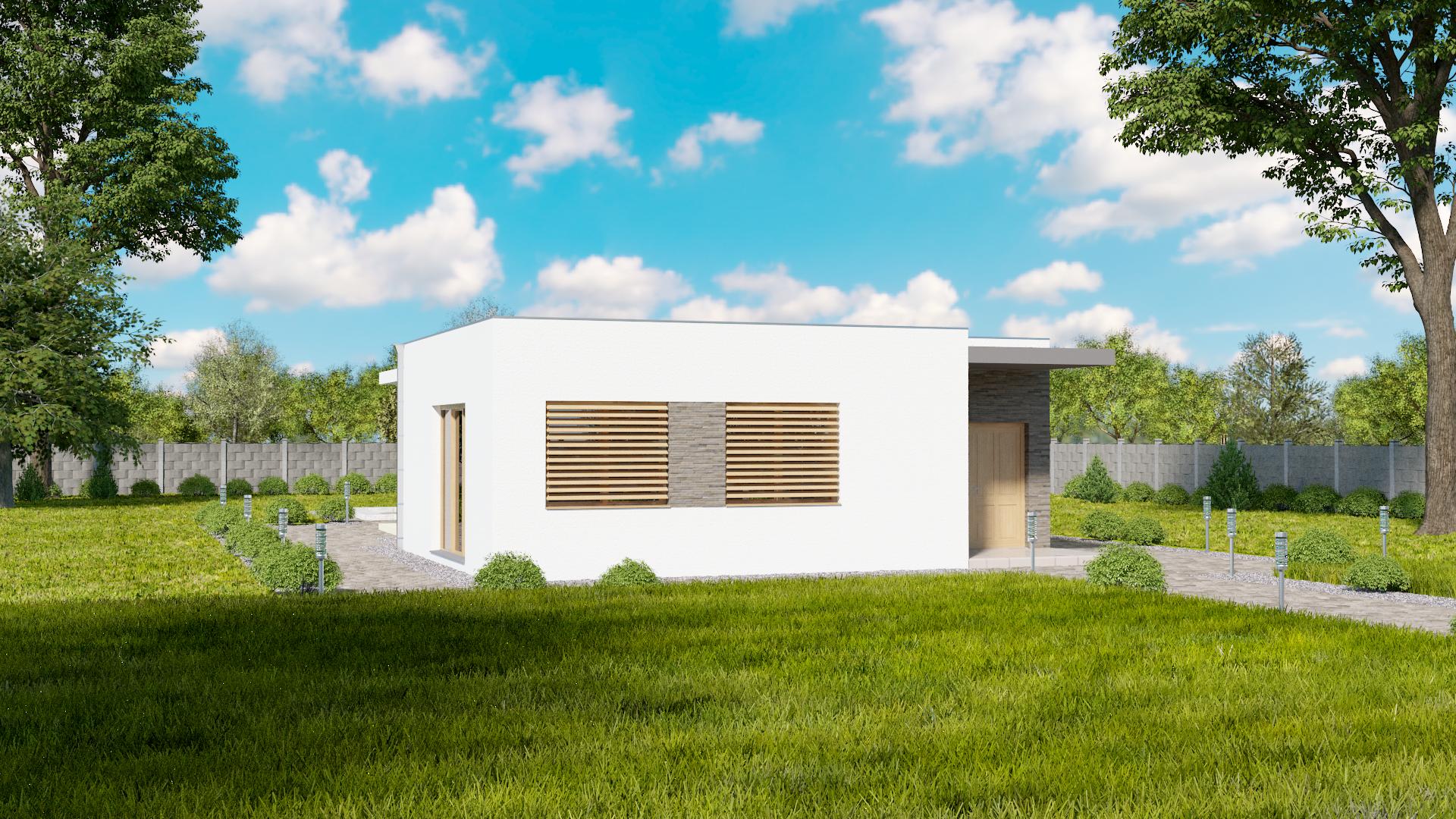 Projekt domu NIA 3