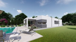 Projekt domu NIA 4