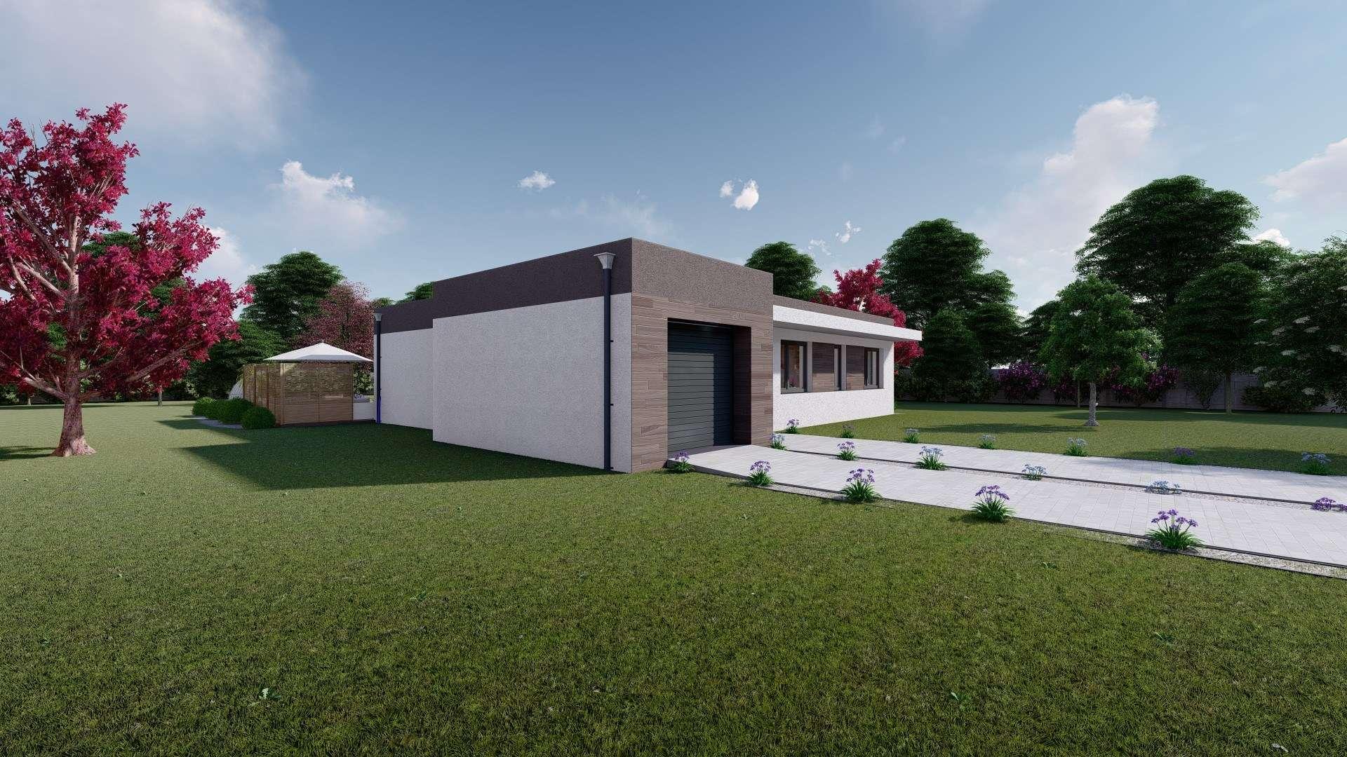 Projekt domu NIA 7