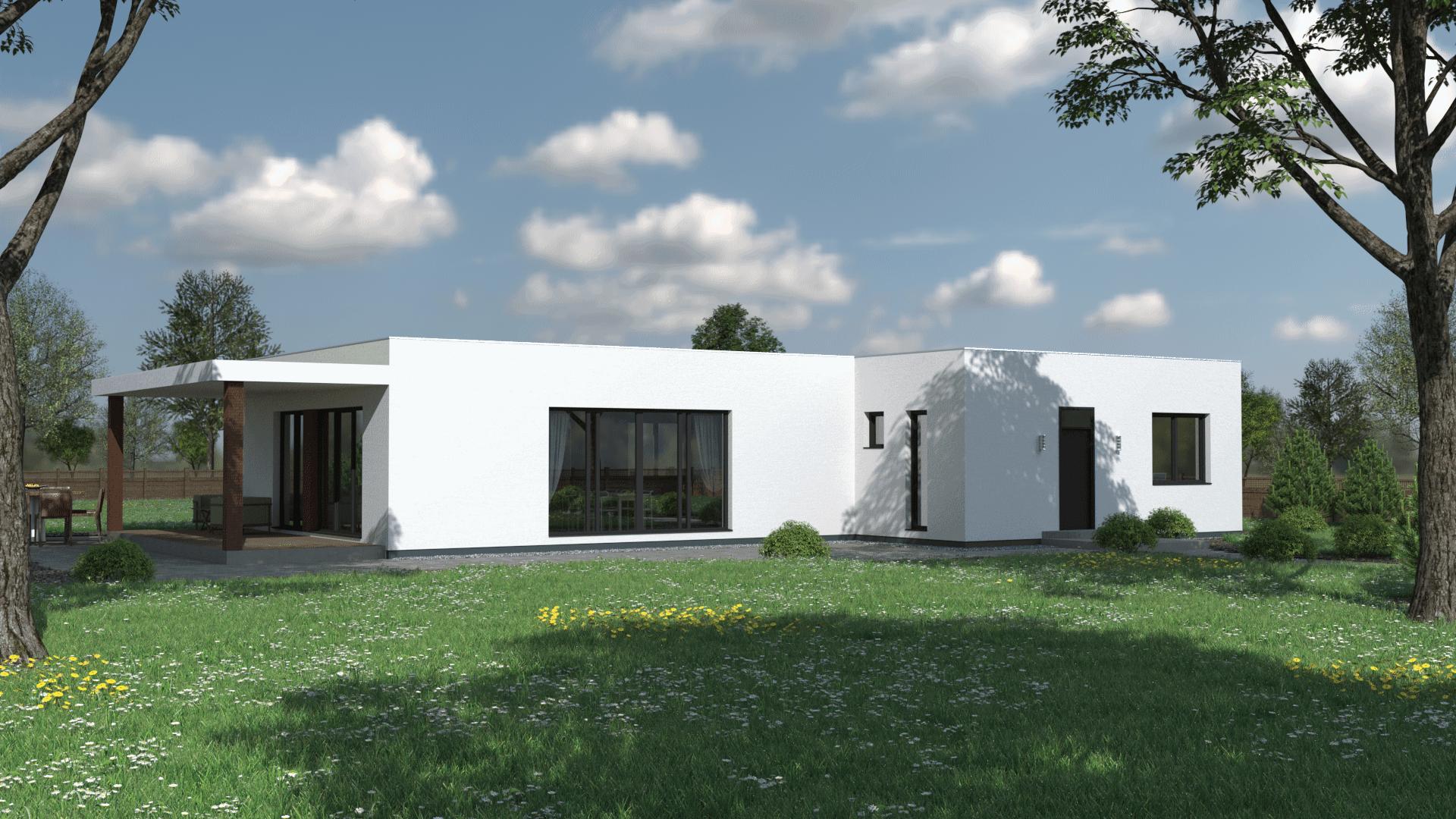 Projekt domu NOCTE 3