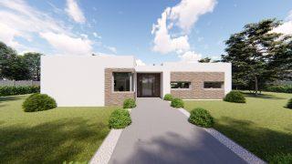 Projekt domu NOCTE 7