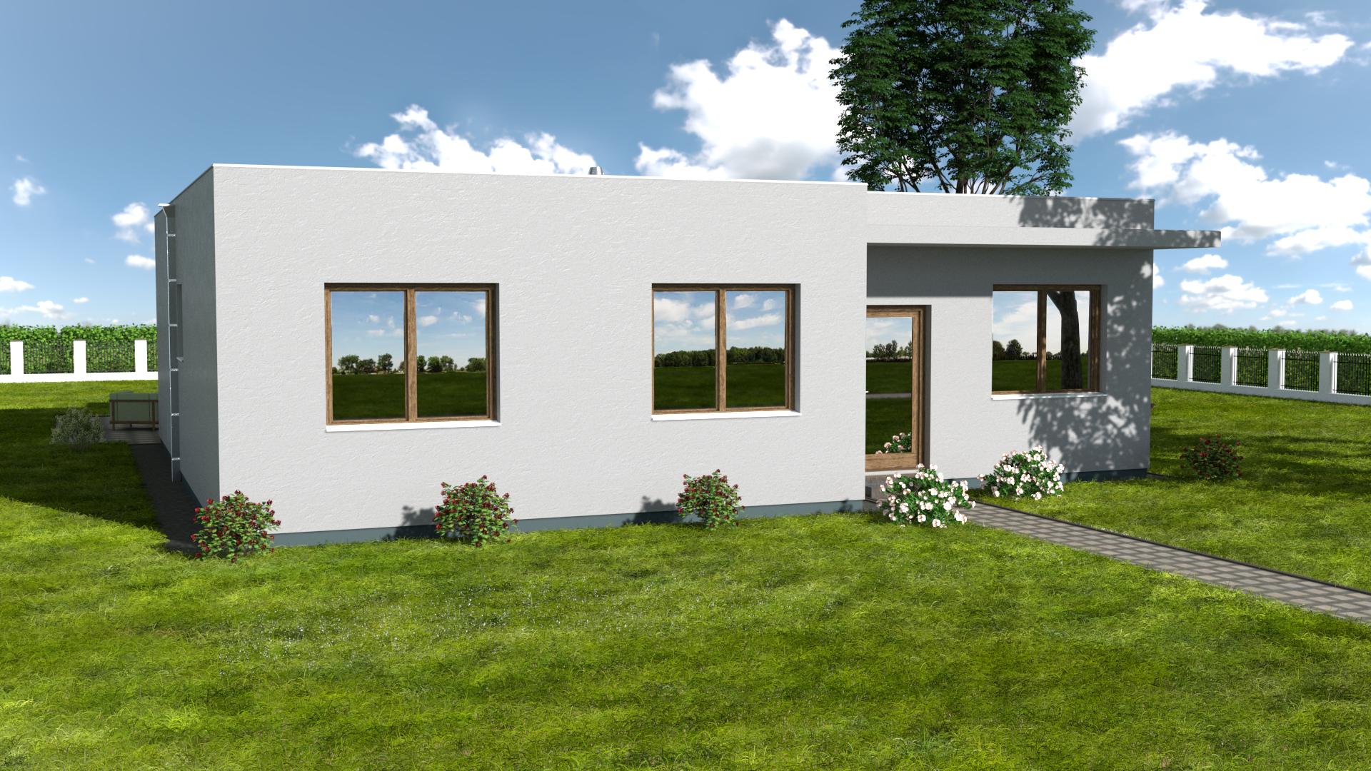Projekt domu SARAH 2