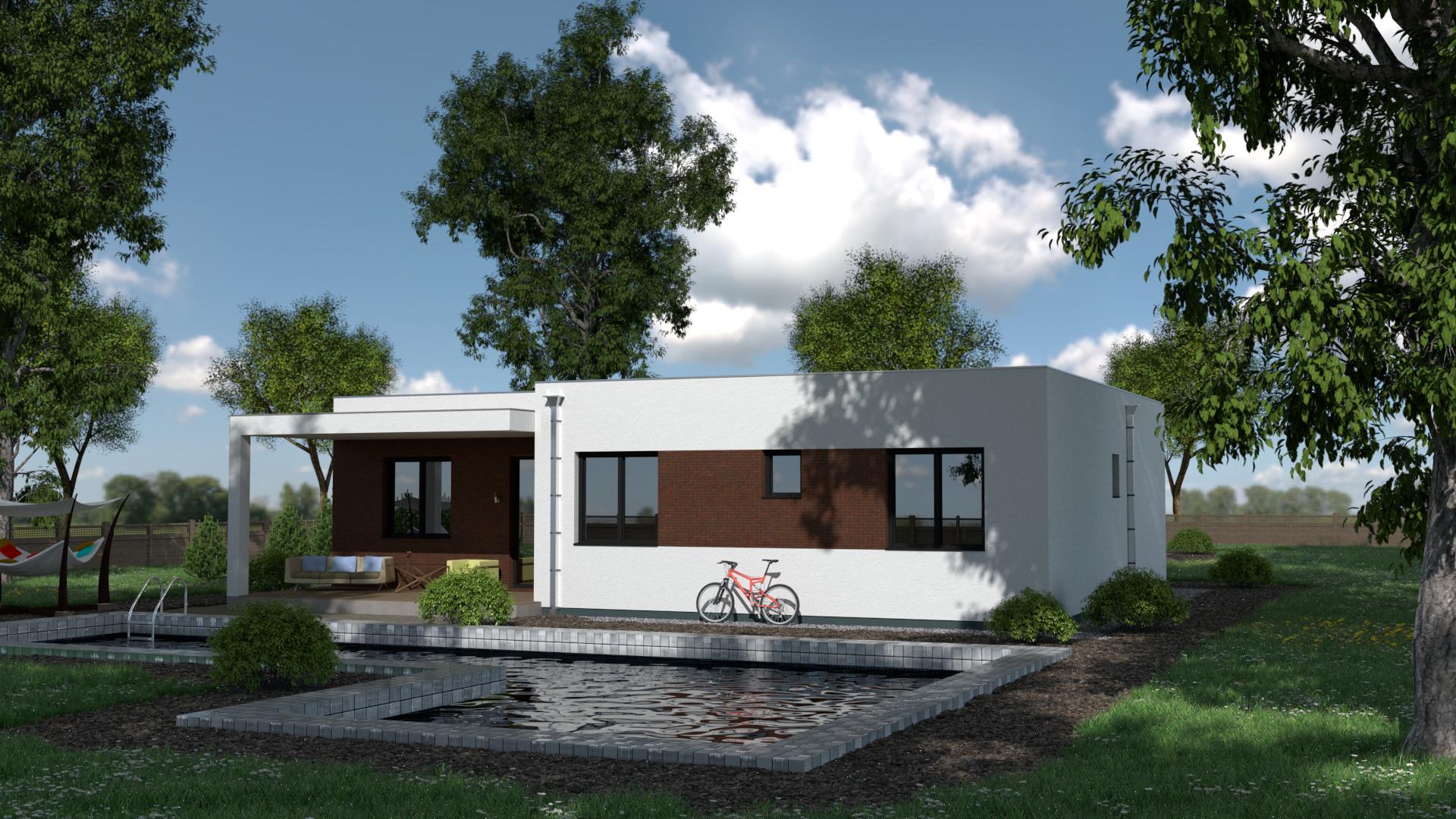 Projekt domu SARAH 3