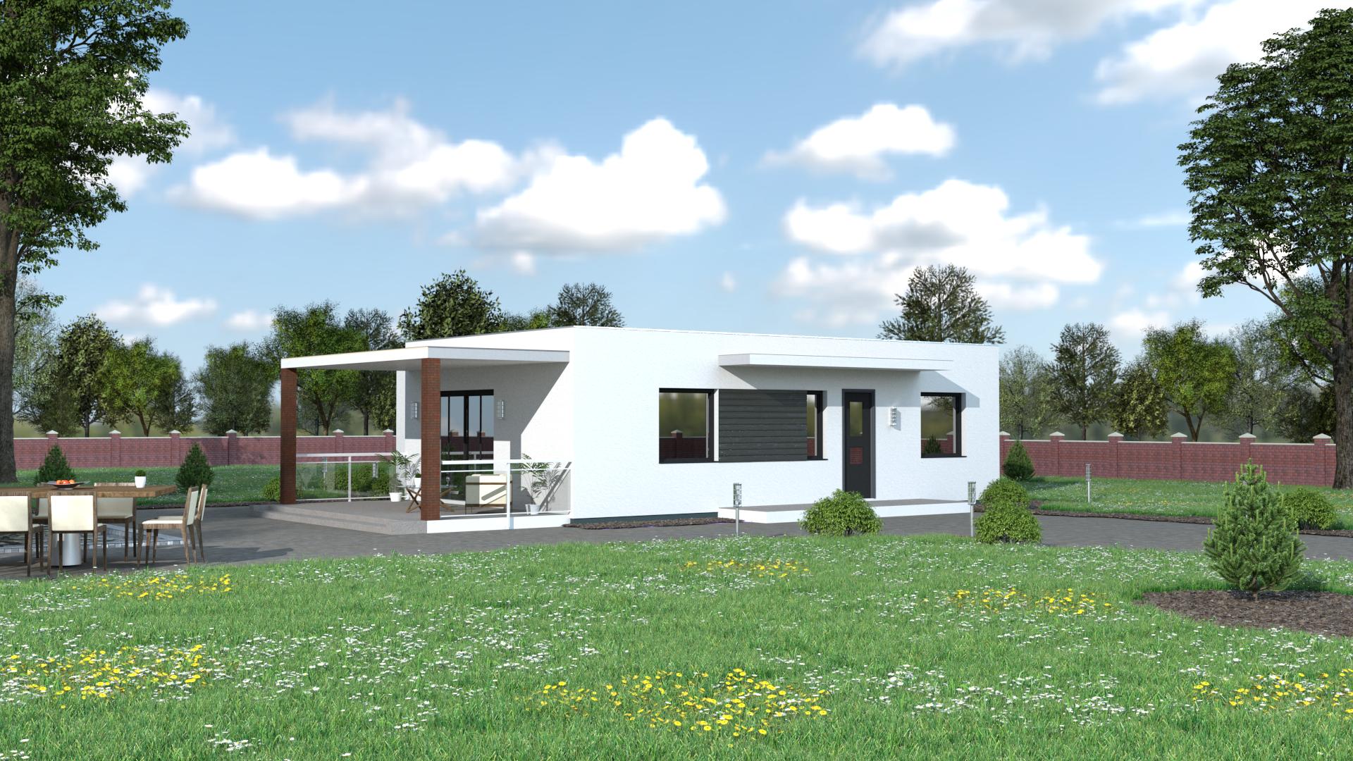 Projekt domu SARAH 4