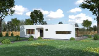 Projekt domu SELENA 2