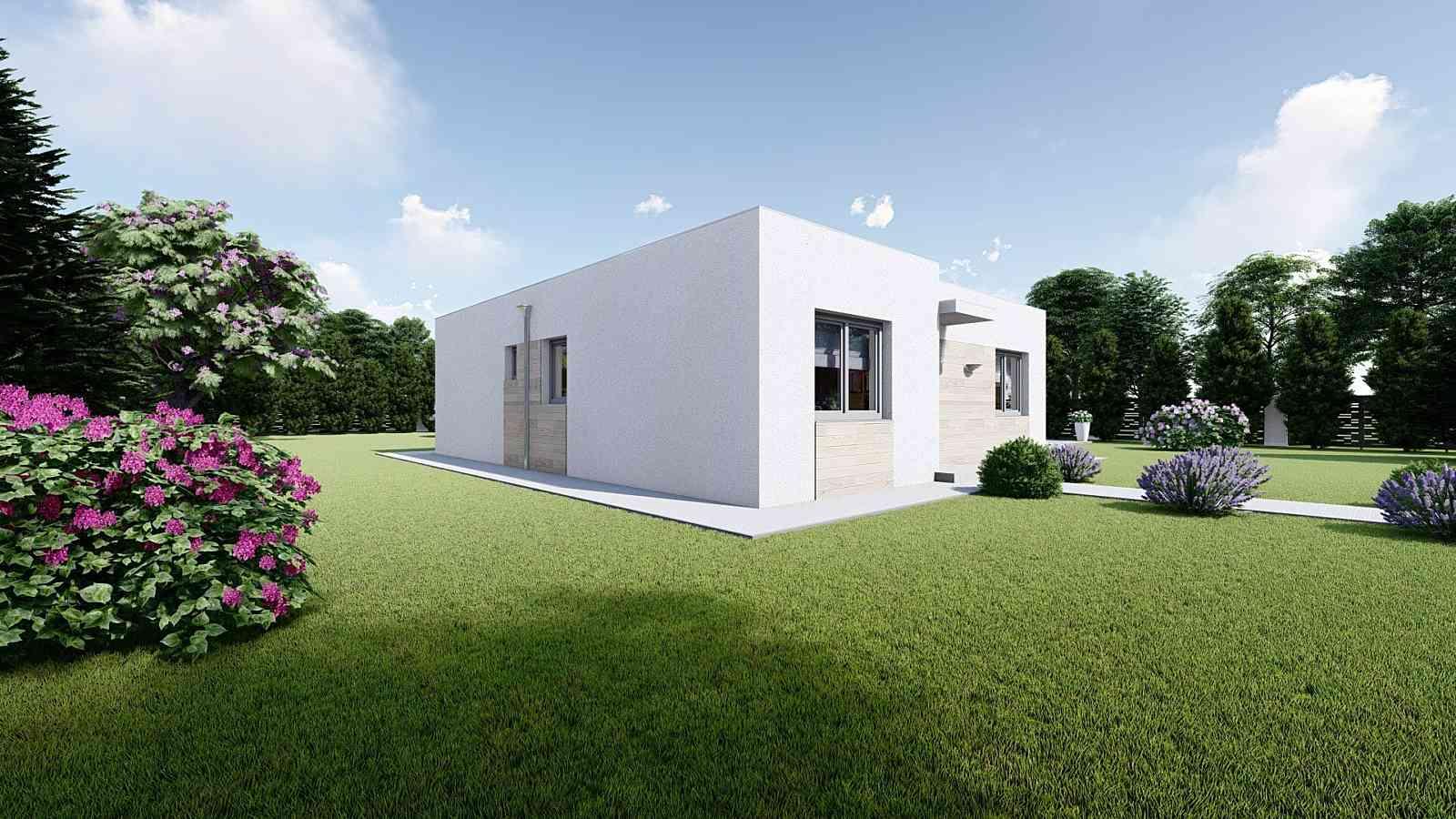 Projekt domu SIMI 2