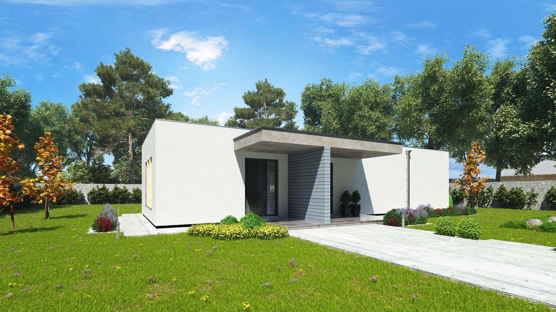Projekt domu SIMI 3