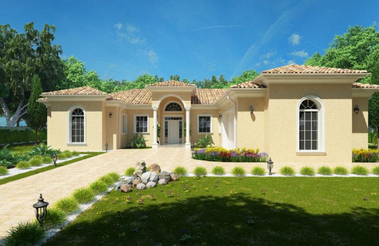 Casa Castilia Front 1 - CASA CASTILIA | Familyhouse