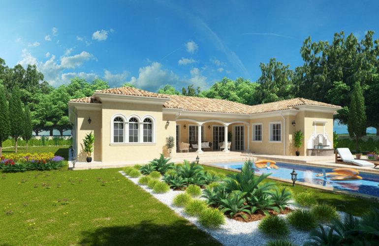 Casa Castilia Back 5 - CASA CASTILIA | Familyhouse