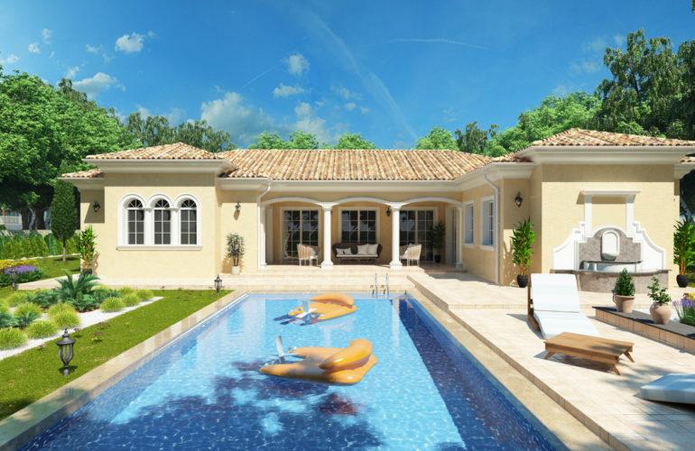 Casa Castilia Back 6 - CASA CASTILIA | Familyhouse