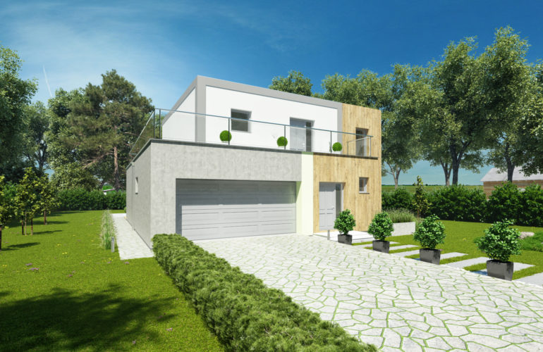 Livia 3 front 2 - LIVIA 3 | Familyhouse