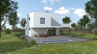 Projekt domu NÓRA 1