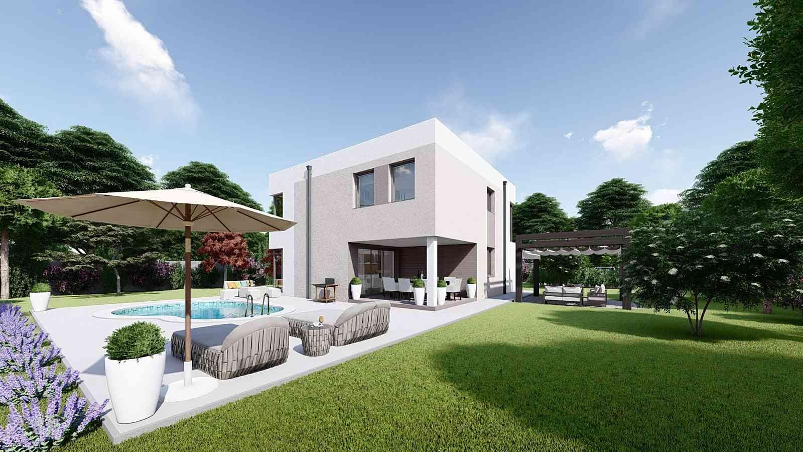 Projekt domu FLORA 5