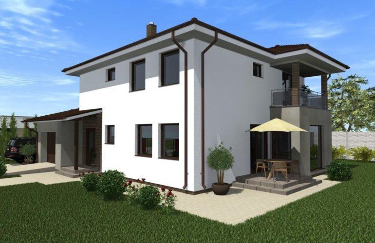 Poschodový dom Kiara 1 Front 2