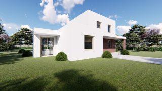 Projekt domu LENA 3